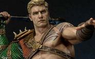 【トピックス】DCヒーロー大激突の格闘アクションゲーム『インジャスティス2』より「アクアマン」が立体化!