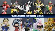 【イベントリポート】 TAMASHII NATION 2018(魂ネイション2018) [その1]