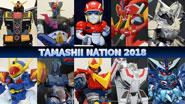 【イベントリポート】 TAMASHII NATION 2018(魂ネイション2018) [その2]