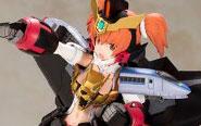 【トピックス】駒都えーじ氏が美少女化したイラストをもとに『勇者王ガオガイガー』の「ガオガイガー」が立体化!