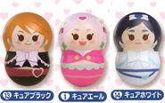 【トピックス】『HUGっと!プリキュア』や『ふたりはプリキュア』など、4作品14キャラクターが「クーナッツ」にラインナップ!