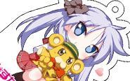 【トピックス】『らき☆すた』×『フルメタル・パニック!』のコラボグッズが、アニメの聖地「鷲宮神社」の2019年初売りで登場!