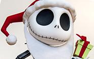 【フォトレビュー】ねんどろいど『ナイトメアー・ビフォア・クリスマス』 ジャック・スケリントン[グッドスマイルカンパニー]