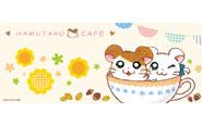 【トピックス】『とっとこハム太郎』20周年記念「ハム太郎カフェ」が東京・埼玉の2都市で開催決定!