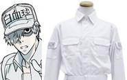 【トピックス】白血球(好中球)とお揃い!『はたらく細胞』より、白血球のワークジャケットが発売決定!