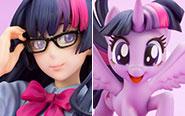 【トピックス】コトブキヤBISHOUJOシリーズに『MY LITTLE PONY』の「トワイライトスパークル」が登場!
