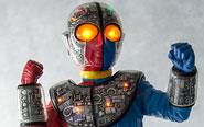 【フォトレビュー】Ultimate Article 『人造人間キカイダー』 キカイダー01 完成品フィギュア[メガハウス]