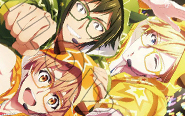 【トピックス】TVアニメ『アイドリッシュセブン』原画集第3弾!「IDOLiSH7 KEY ANIMATIONS vol.3」発売決定!