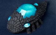 """【トピックス】""""光る楔石、その守り手""""『DARK SOULS ダークソウル』シリーズの石守(結晶トカゲ)が、発光ギミックを搭載して登場!"""