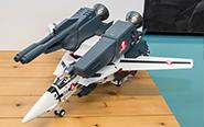 【フォトレビュー】PLAMAX MF-37 minimum factory VF-1 スーパー/ストライク ファイター バルキリー[マックスファクトリー]