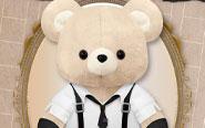 【トピックス】『文豪ストレイドッグス』より、抱っこするのにぴったりなサイズの愛らしいクマのぬいぐるみ「My Dear Bear」が登場!