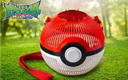 【トピックス】ポケモントレーナー気分満喫!モンスターボールが虫カゴになって本日6月1日(土)より予約販売開始!