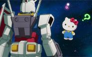 【トピックス】ついにキティ、絶体絶命のピンチ…?ガンダム vs ハローキティPV第2話「めぐりあい」が公開!