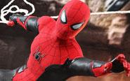 【トピックス】アクション映画『スパイダーマン:ファー・フロム・ホーム』より、アップグレードスーツを着用したスパイダーマンが立体化!