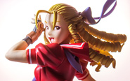 【フォトレビュー】STREET FIGHTER美少女 かりん 1/7 完成品フィギュア[コトブキヤ]