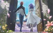 【トピックス】劇場版『Fate/stay night [Heaven's Feel]』III.spring songが、キービジュアル&特報第1弾を公開!