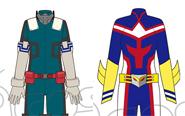 【トピックス】『僕のヒーローアカデミア』より、緑谷出久とオールマイトのヒーローコスチュームが発売決定!