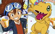 【トピックス】『デジモンアドベンチャー』20周年メモリアルストーリープロジェクトが8月22日(木)よりスタート!