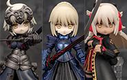 【フォトレビュー】デスクトップアーミー『Fate/Grand Order』 第4弾 3個入りBOX[メガハウス]