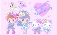 【トピックス】「ふたりはプリキュア×ハローキティ」夢のコラボレーションが2019年9月よりスタート!