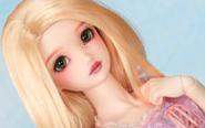 【トピックス】京都発の球体関節人形「スーパードルフィー」に、ディズニープリンセス「ラプンツェル」が登場!