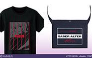 【トピックス】アルマビアンカより劇場版『Fate/stay night [Heaven's Feel]』のTシャツ、サコッシュが予約開始!