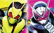 【トピックス】ナムコ限定の仮面ライダーステッカーがもらえる『仮面ライダー 令和 ザ・ファースト・ジェネレーション』キャンペーンが、2019年12月21日(土)よりスタート!