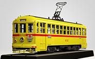 【トピックス】昭和40年代の東京を彩った路面電車がビックスケールでプラスチックモデル化!