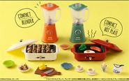 【トピックス】ライフスタイルブランド「BRUNO」のミニチュア玩具が、全国のカプセル自販機にて発売中!