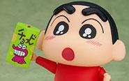 【トピックス】『クレヨンしんちゃん』より、 好奇心旺盛な5才児「野原しんのすけ」がねんどろいどになって登場!