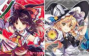 【トピックス】RPG『東方LOSTWORD』よりキャラクターグッズが発売決定!ECサイト「Chugaionline」限定で予約受付中!