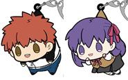 【トピックス】劇場版『Fate/stay night [Heaven's Feel]』より衛宮士郎や間桐桜たちが、コスパの「つままれ」シリーズに登場!