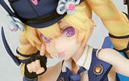 【トピックス】ゲーム『ドールズフロントライン』より、SMG人形「SR-3MP」が1/8スケールで立体化!あみあみ限定特典付きも予約開始!