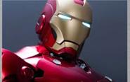 【トピックス】全高60cmダイキャスト製のビッグスケールフィギュアを組み立てる!週刊「アイアンマン」が全国書店ほかにて発売決定!