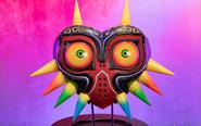 【トピックス】ゲーム『ゼルダの伝説 ムジュラの仮面』から、そのタイトルにもなっているキーアイテム「ムジュラの仮面」のPVC製マスクが登場!