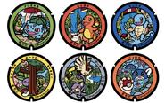 【トピックス】ついに100枚を突破!フシギダネ・ヒトカゲ・ゼニガメなど、6枚の「ポケふた」が東京都・町田市に設置!