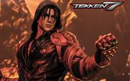 【トピックス】格闘ゲーム『鉄拳7』より「風間仁」が、特徴的なライダースジャケットにフードを被った姿でスタチュー化!
