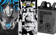 【トピックス】シリーズ最新作『ウルトラマンZ』の新グッズ3種が、「コスパ」ブランドより登場!