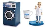 【トピックス】ドイツ・ベルリン発のランドリーブランド「フレディ レック」の人気グッズや洗濯乾燥機がミニチュア化!