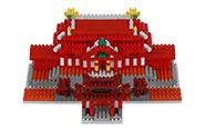 【トピックス】作りこみホビーで復興支援!琉球沖縄が誇る美しき古城、世界遺産 「首里城」が nanoblock®で登場!