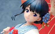【トピックス】TVアニメ『SSSS.GRIDMAN』より、ヒロイン・宝多六花が白無垢姿でフィギュア化!ホビーECサイト「F:NEX(フェネクス)」にて発売決定!
