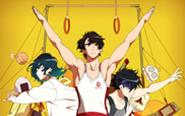 【トピックス】Blu-ray Disc BOX & DVD BOX『体操ザムライ』の完全生産限定版が、あみあみ限定特典付きで発売決定!
