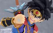 【トピックス】TVアニメ『ドラゴンクエスト ダイの大冒険』より、「ダイ」が可動アクションフィギュアfigmaになって登場!