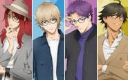 【トピックス】コラボレーションアイウェア「Zoff×劇場版 Fate/Grand Order -神聖円卓領域キャメロット-」全6モデルが公開!Zoffオンラインストアほかにて発売中!