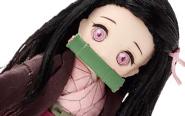 【トピックス】『鬼滅の刃』より作中で小さくなった禰豆子が、ドールシリーズ「DOLPokke(ドルポッケ)」に登場!