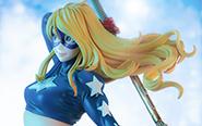 【フォトレビュー】『DC UNIVERSE』 DC COMICS美少女 スターガール 1/7 完成品フィギュア[コトブキヤ]
