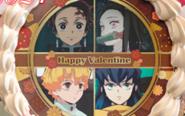 【トピックス】『鬼滅の刃』バレンタインスイーツ2021が登場!プリロールホームページにて予約開始!
