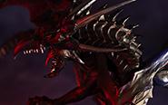 【フォトレビュー】ART WORKS MONSTERS 『遊☆戯☆王デュエルモンスターズ』 真紅眼の黒竜 完成品フィギュア[メガハウス]