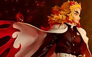 【フォトレビュー】G.E.M.シリーズ 『鬼滅の刃』 煉獄杏寿郎 完成品フィギュア[メガハウス]