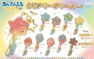 【トピックス】amieから『あんさんぶるスターズ!!』の「クリアキーチャーム Vol.5」が登場!